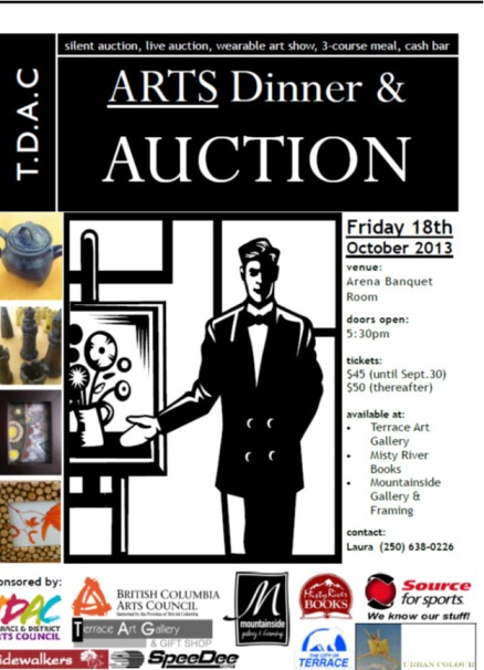 Art Dinner and Auction