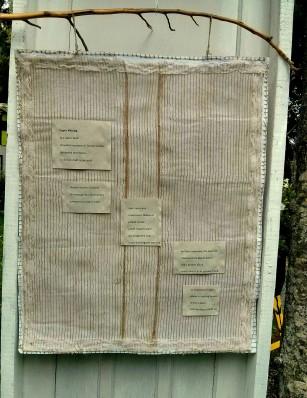 paper quilt back